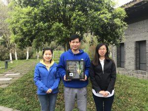 GPBFA Preisträger2018 - Wolong Panda Club